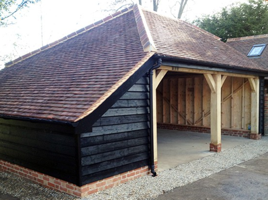 R Best Building Services Oak Cart Lodges Essex